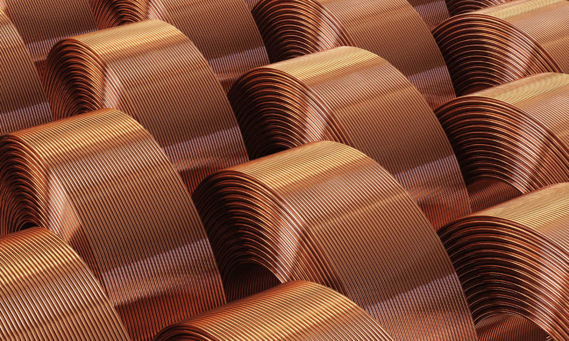 Copper climbed to 2-year highs on robust demand and supply disruptions