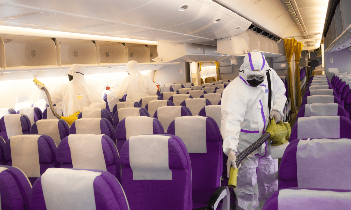 Airlines in crisis: The impact of COVID-19 pandemic
