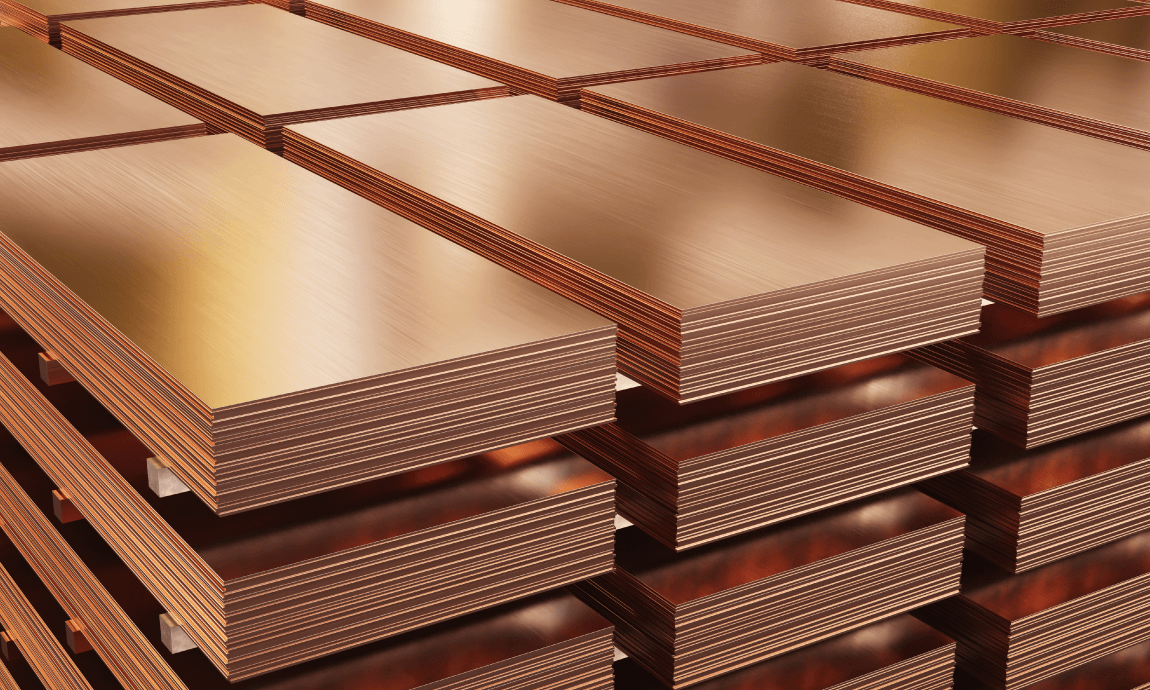 Copper and industrial metals hit multi-year highs on robust demand