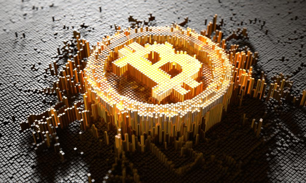 Bitcoin hit new all-time high of $50.000 on growing interest from institutional investors