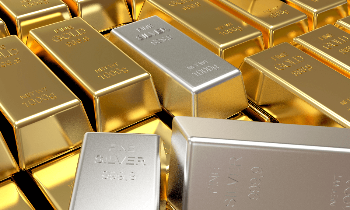 Gold breaks below $1.700/oz as US dollar and yields climb to fresh highs