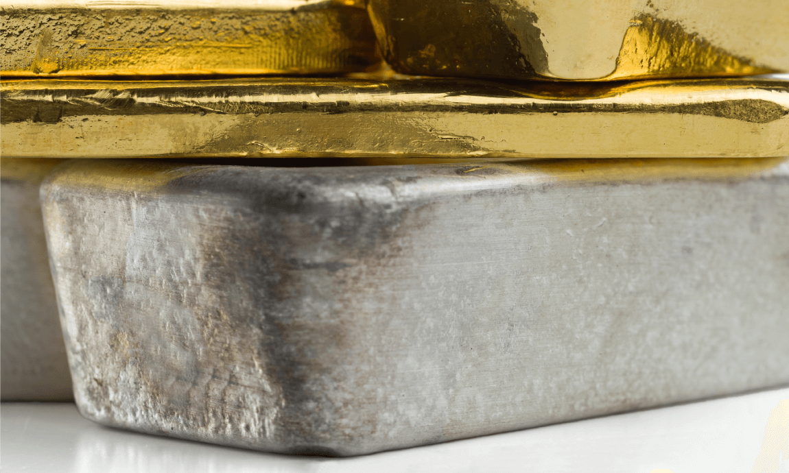 Gold and Silver edge lower ahead of consumer price inflation data