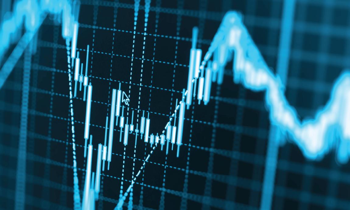 A chart that testifies to a bullish market