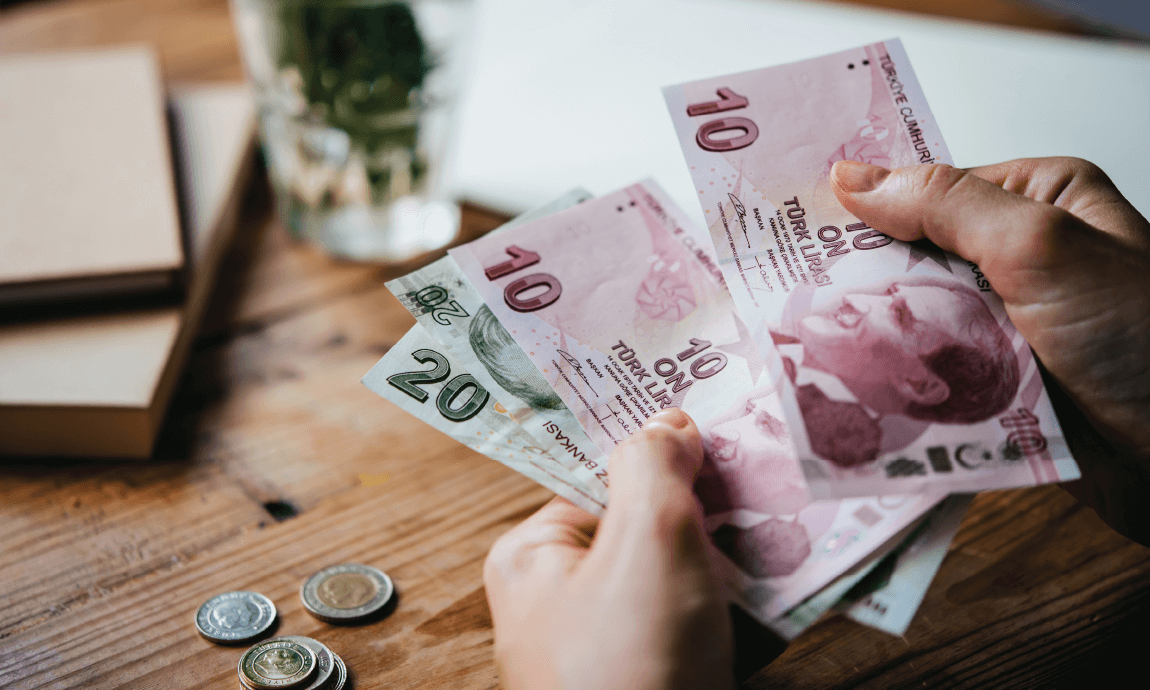 "Turkish Lira trades near record lows over ""genocide"" declaration and unorthodox monetary policies"