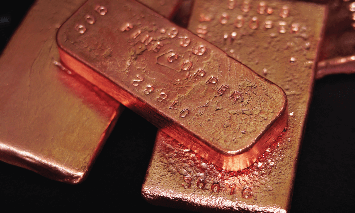Copper and industrial metals collapse over China crackdown and a stronger dollar