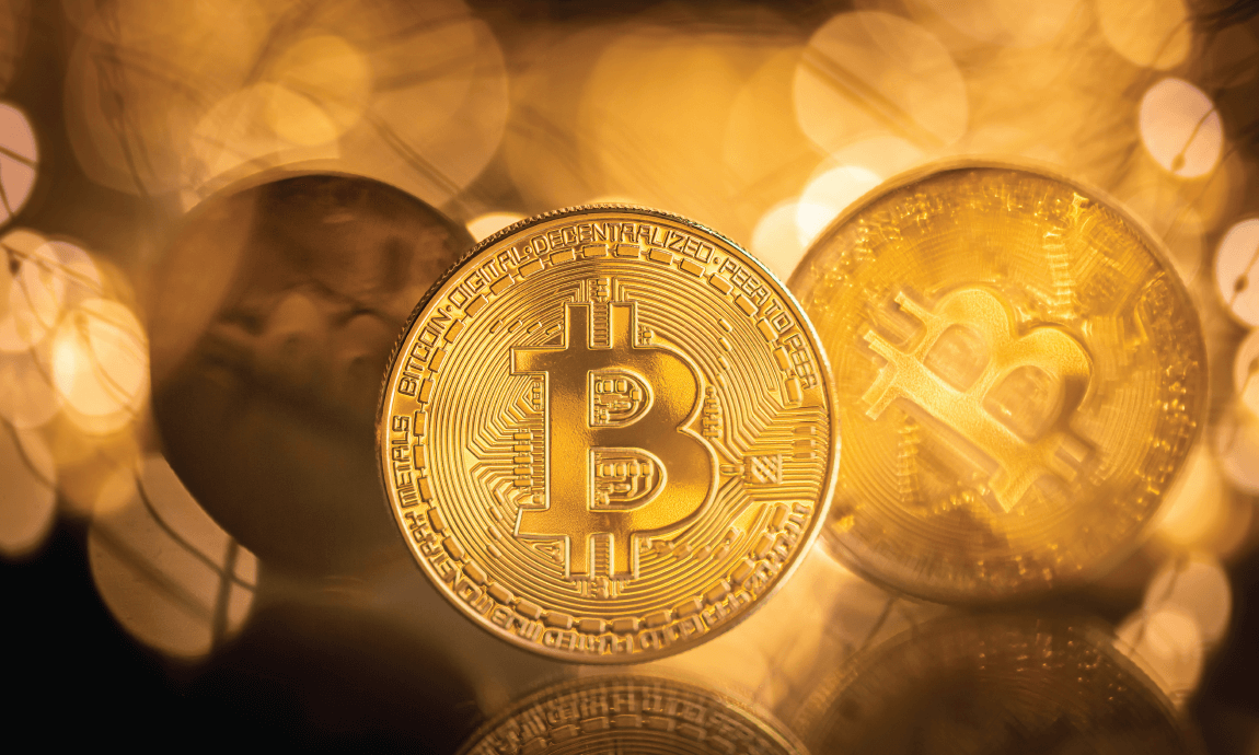 Bitcoin soars to 3-month high, nearing $50,000 on improved risk appetite