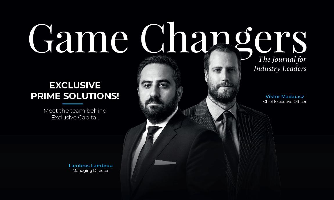 Meet the team behind Exclusive Capital