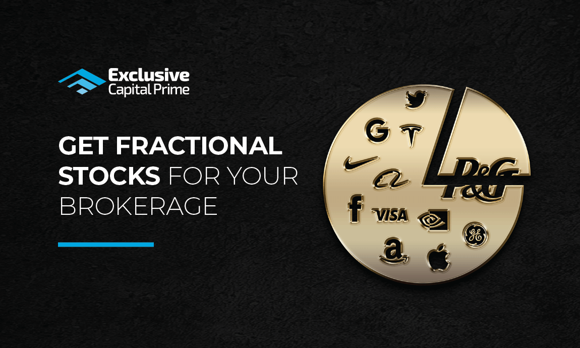 Exclusive Capital Introduces Fractional Stock Trading