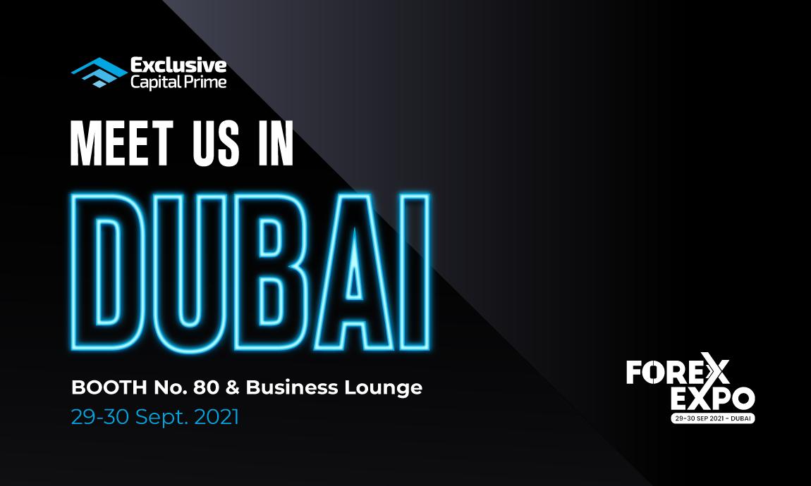 Next stop – The Forex Expo Dubai
