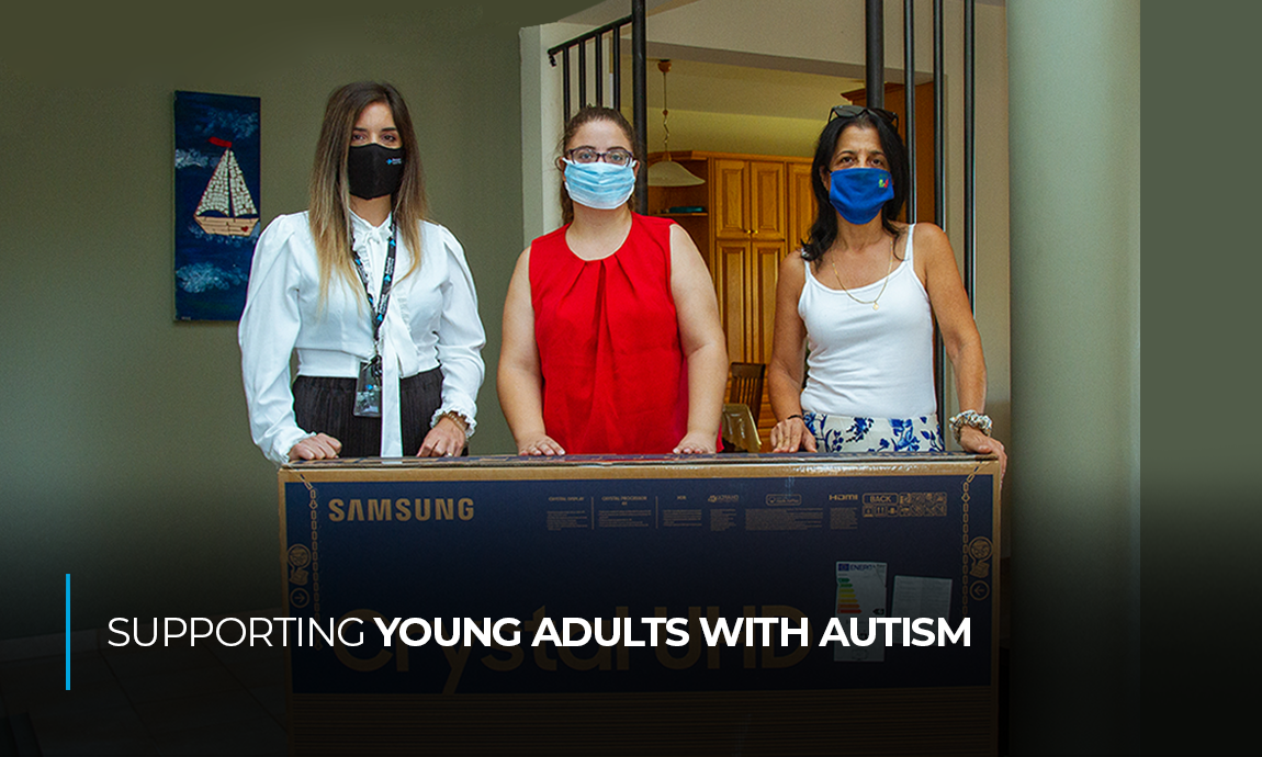 Supporting Young Adults with Autism