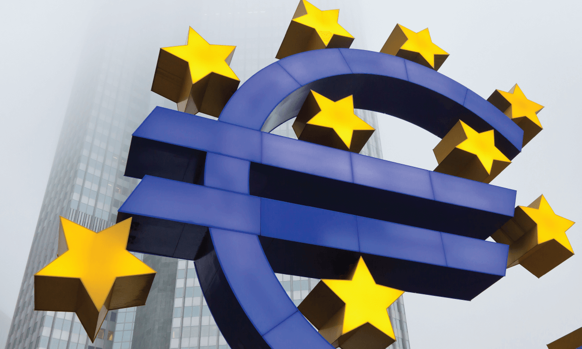 """EUR/USD rises to $1,185 after ECB announced a """"modest taper"""" of its PEPP program"""