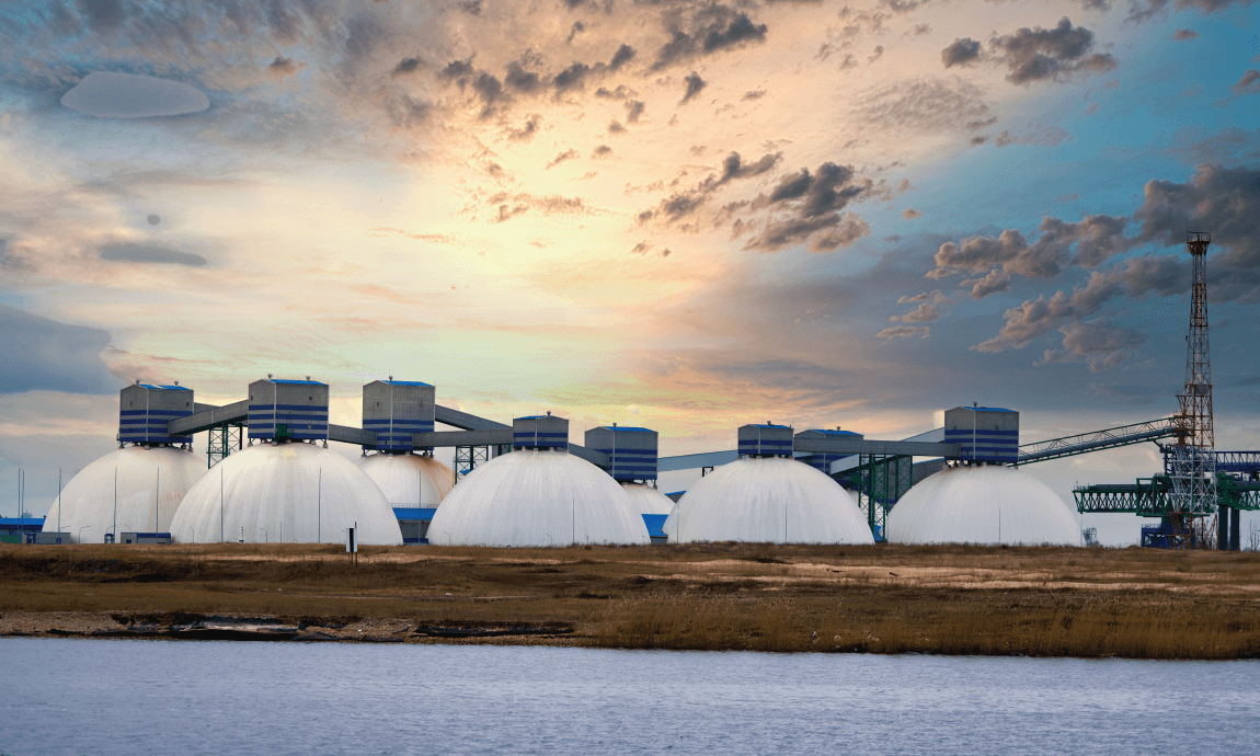 Natural Gas breaks above $5 on tight supplies and higher weather-driven demand