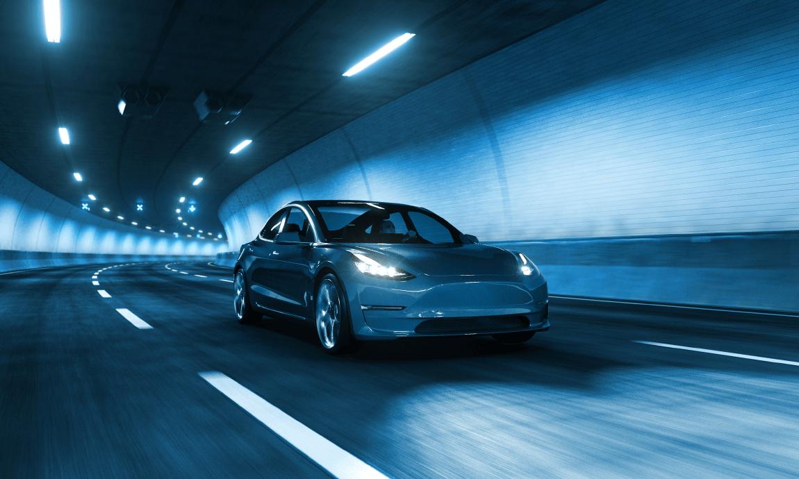 Tesla became the first car maker to reach a $1T market cap